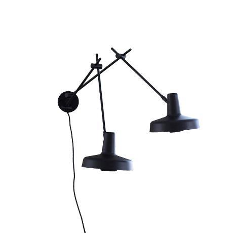 Arigato Væglampe 2-armet