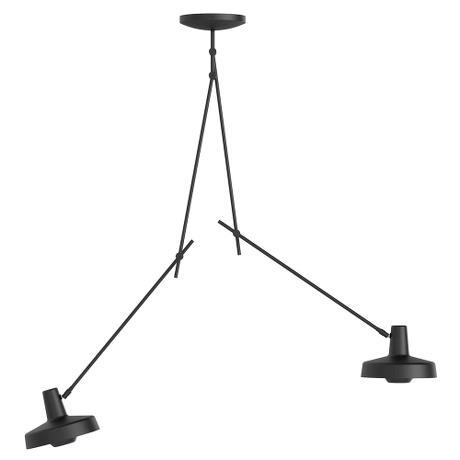 Arigato L Loftlampe 2-armet