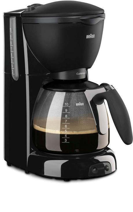 BRAUN KF560/1 kaffemaskine