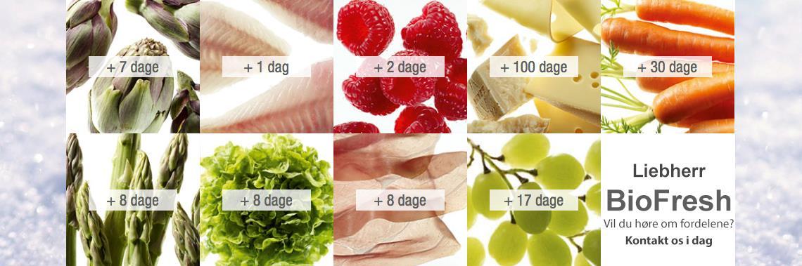 Med BioFresh får du ikke kun bedre madvarer - du sparer også penge! Kontakt os og hør mere