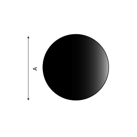 Stålgulvplade Cirkel