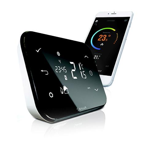App-styret Termostat